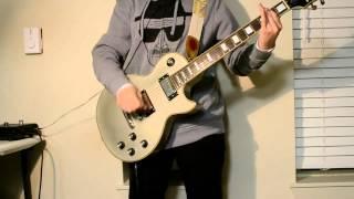 Ocean Avenue - Yellowcard (Guitar Cover) By Zeerox95