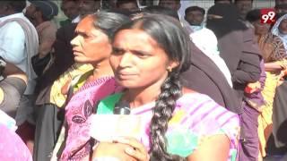 Demonetisation Effect On Common People  In Nizamabad  ||99tv||