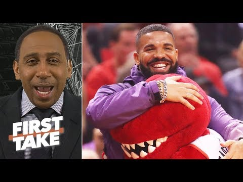 'He's Drake, for crying out loud!' – Stephen A. has no problem with Drake's heckling | First Take