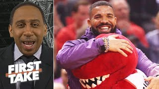 'He's Drake, for crying out loud!' - Stephen A. has no problem with Drake's heckling | First Take