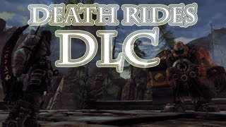 DLC Episode 6 - Darksiders II 100%: Death Rides Pack