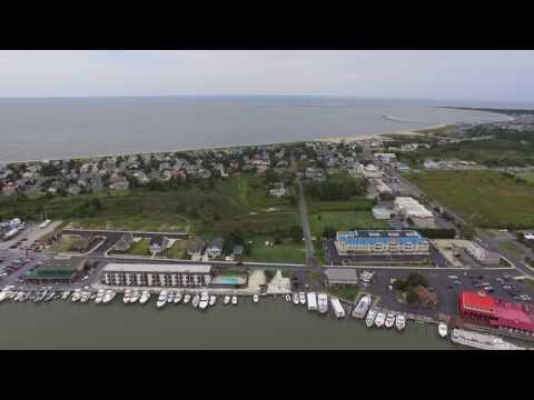 Lewes, Delaware Post Hurricane Hermine
