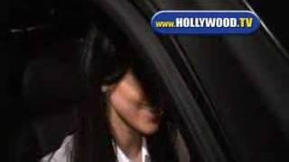 Kim Kardashian And Reggie Bush Have Dinner At The Ivy