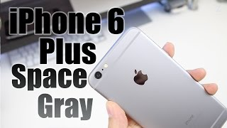 iPhone 6 Plus Unboxing (Space Gray)