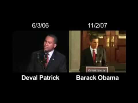 Barack Obama's Plagiarism