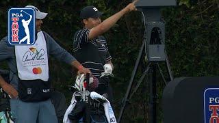 <b>Jordan Spieth</b> aces No. 2 at Arnold Palmer