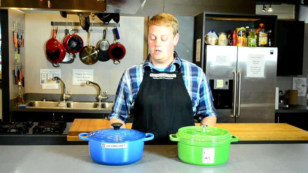 Le Creuset vs Staub Dutch Ovens  YouTube
