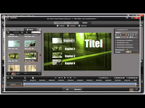 3D Texte in Pinnacle Studio 16 und 17 Video 111 von 114