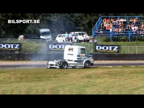 Drifting @ Bilsport Action Meet 2011