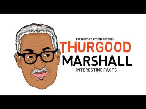 Get to know Thurgood Marshall | Interesting Facts from a Black History Icon (Biography Highlights)