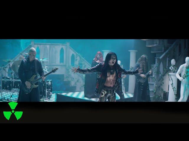 CRADLE OF FILTH - Necromantic Fantasies (OFFICIAL MUSIC VIDEO)