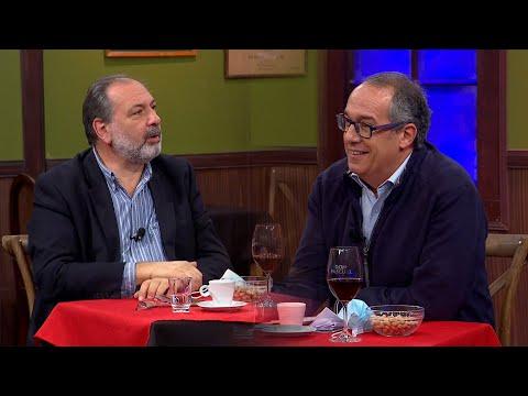 José Carlos Mahía y Jorge Gandini