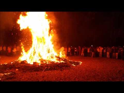 Holi festival in Kokan