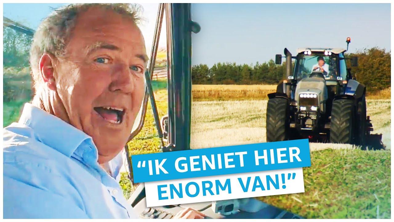 Jeremy Clarkson heeft tractor les nodig? | Clarkson's Farm | Amazon Prime Video NL