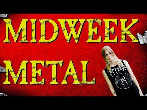 Midweek Metal Episode 82 - Aiden, Myrkur & Amplified Festival
