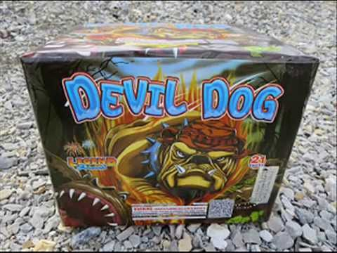 Devil Dog Legend Fireworks