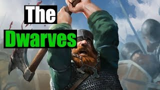 [Gwent] Dwarves Are Great! Deck Guide And Gameplay