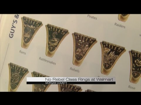 No Rebel Rings At Wal Mart