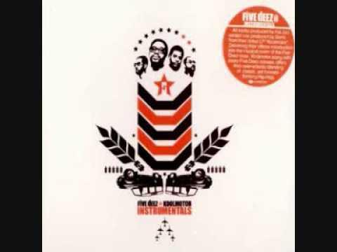 Five Deez / Fat Jon - Latitude