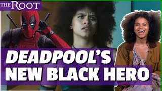 Zazie Beetz is the Only Thing That Matters in Deadpool 2