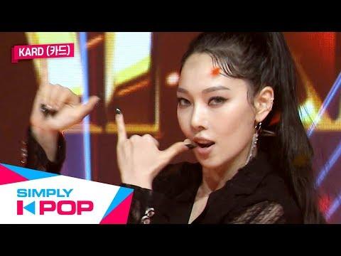 [Simply K-Pop] KARD(카드)