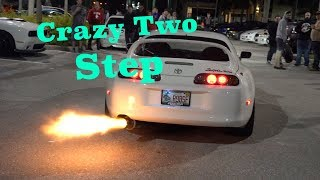 SUPRA TWO STEP SET OFF CAR ALARMS!!