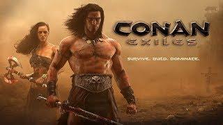 Conan Exiles - Трейлер