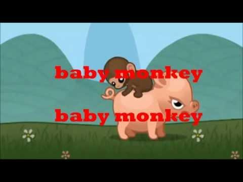 baby monkey lyrics