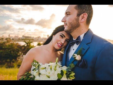 Havana Alluring Wedding- Gabriela & Antonio