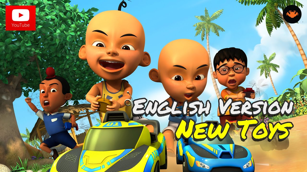 Upin & Ipin - New Toys [English Version][HD] - YouTube