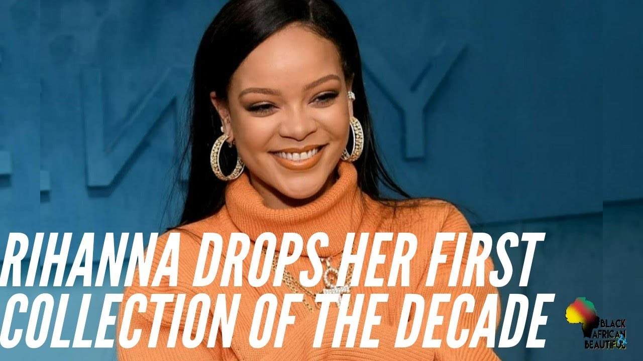 Rihanna at her FENTY First Drop of the Decade During NYFW