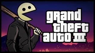 Pacman en GTA lll
