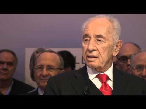 Davos 2015 - An Insight, An Idea with Shimon Peres
