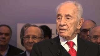 Davos 2015 - An Insight, An Idea with Shimon Peres