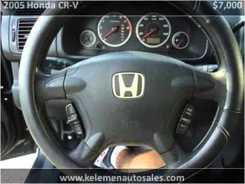 2005 honda cr v used cars high point nc youtube. Black Bedroom Furniture Sets. Home Design Ideas