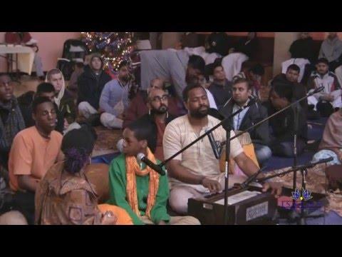 Day-2 Kirtan By Ananta Govinda Das And Acyuta Gopi Devi Dasi