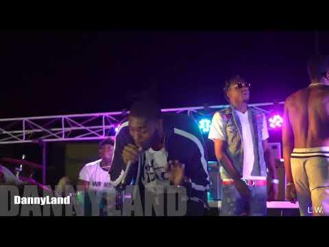 Dannyland Performing Live