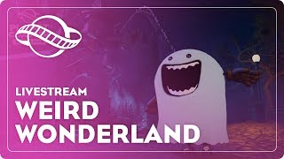 Planet Coaster - Spooky Pack and Weird Wonderland (w/ Edward Lewis)