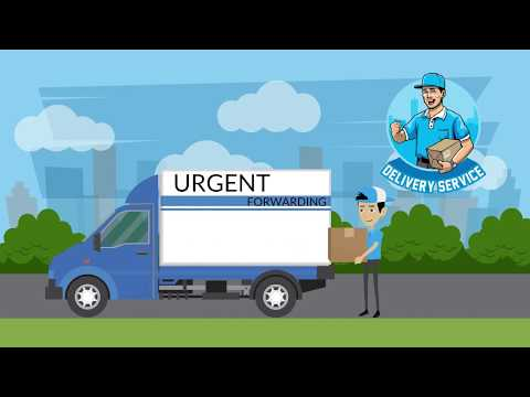 Same Day Courier Delivery Nationwide UK London Manchester Birmingham Urgent Forwarding LTD (2018)