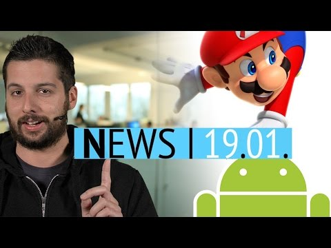 Super Mario Run Release-Termin für Android – Resident Evil 7 mit Play Anywhere – News
