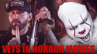If Veterans Were In Horror Movies 2
