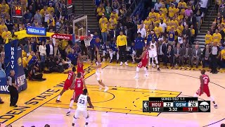 1st Quarter, One Box Video: Golden State Warriors vs. Houston Rockets