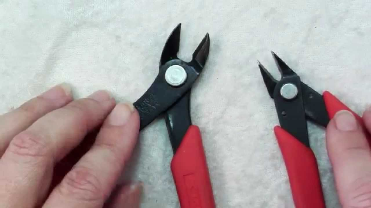 up to 16 Gauge Beading Jewelers Tool Flush Cutter Micro Clean Cutter Hakko Wire Cutters Jewelry Making Cutter