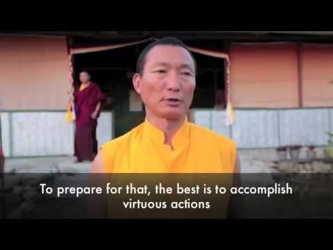 The World Peace Stupa Project in Gelephu, Bhutan - 2015 (English)