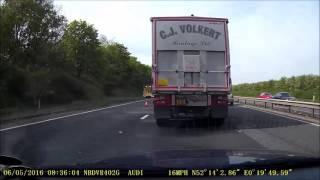 Truck Rage