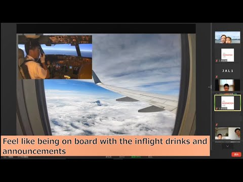 JAL Group Spirit Experience a trip from home! - Introducing