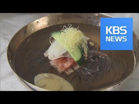 Pyongyang Dish / KBS뉴스(News)