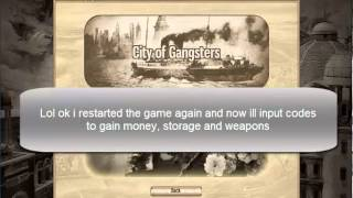 Omerta City of Gangsters cheats without trainer