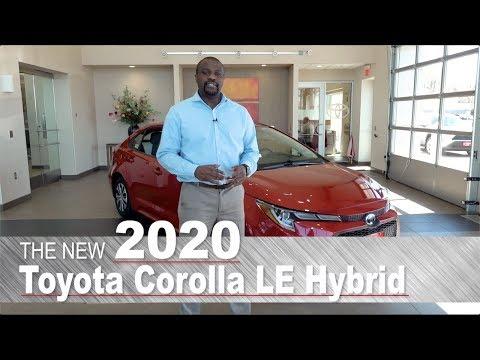 All-New 2020 Toyota Corolla Hybrid | Mpls, St Paul, Brooklyn Center, Coon Rapids, MN | Walk Around