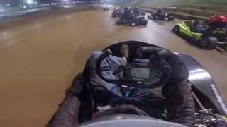 Bad accident, TriCounty Tarheel national 8/23/2014